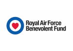 RAF Benevolent Fund white logo