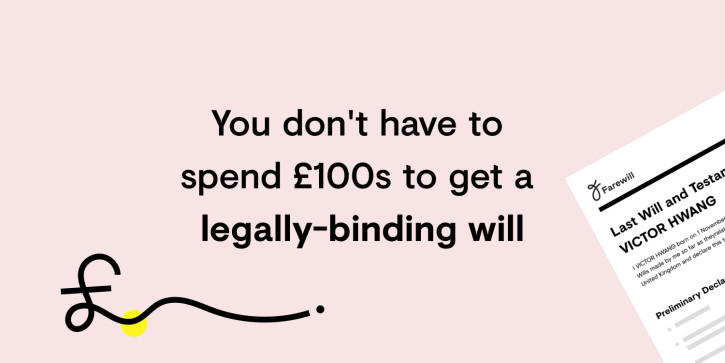 Image for How to make your will 'legally binding'