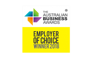 Employer of Choice Award 2018