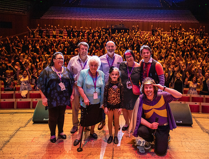 Abigail's Starlight Wish at the Sydney Opera House