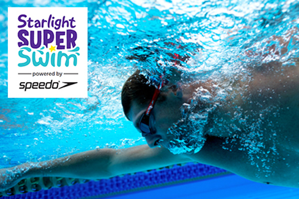 Starlight Super Swim powered by Speedo