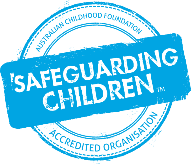 Safeguarding Children accreditation logo