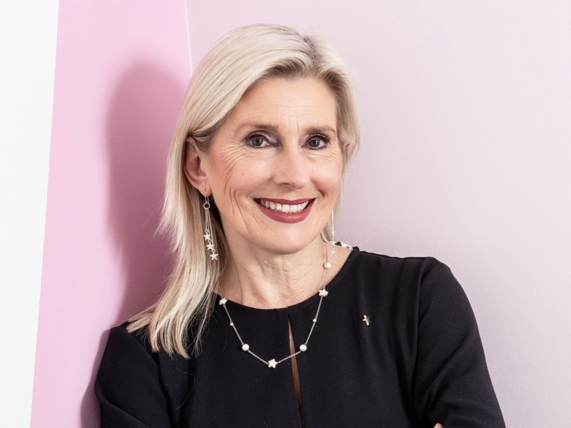Louise Baxter CEO