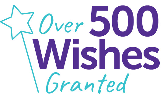 Over 500 Wishes Granted