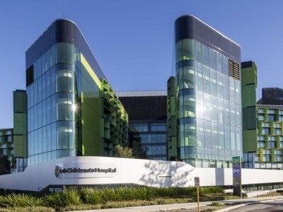 Perth Childrens hospital