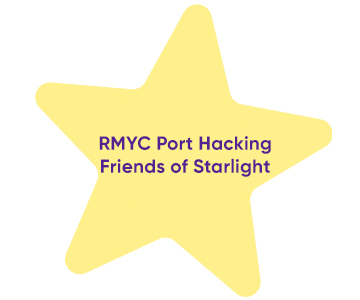 RMYC Port Hacking Friends of Starlight