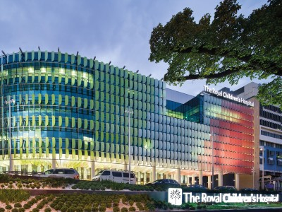 The Royal Childrens Hospital Melbourne