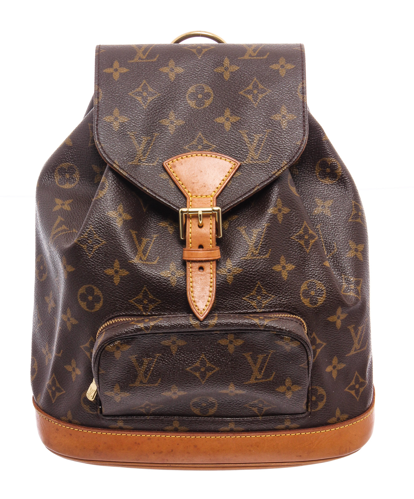 Louis Vuitton Monogram Montsouris Backpack Marque Luxury .jpg