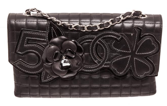Chanel Camellia No 5 Charm Icon Flap Bag.jpg