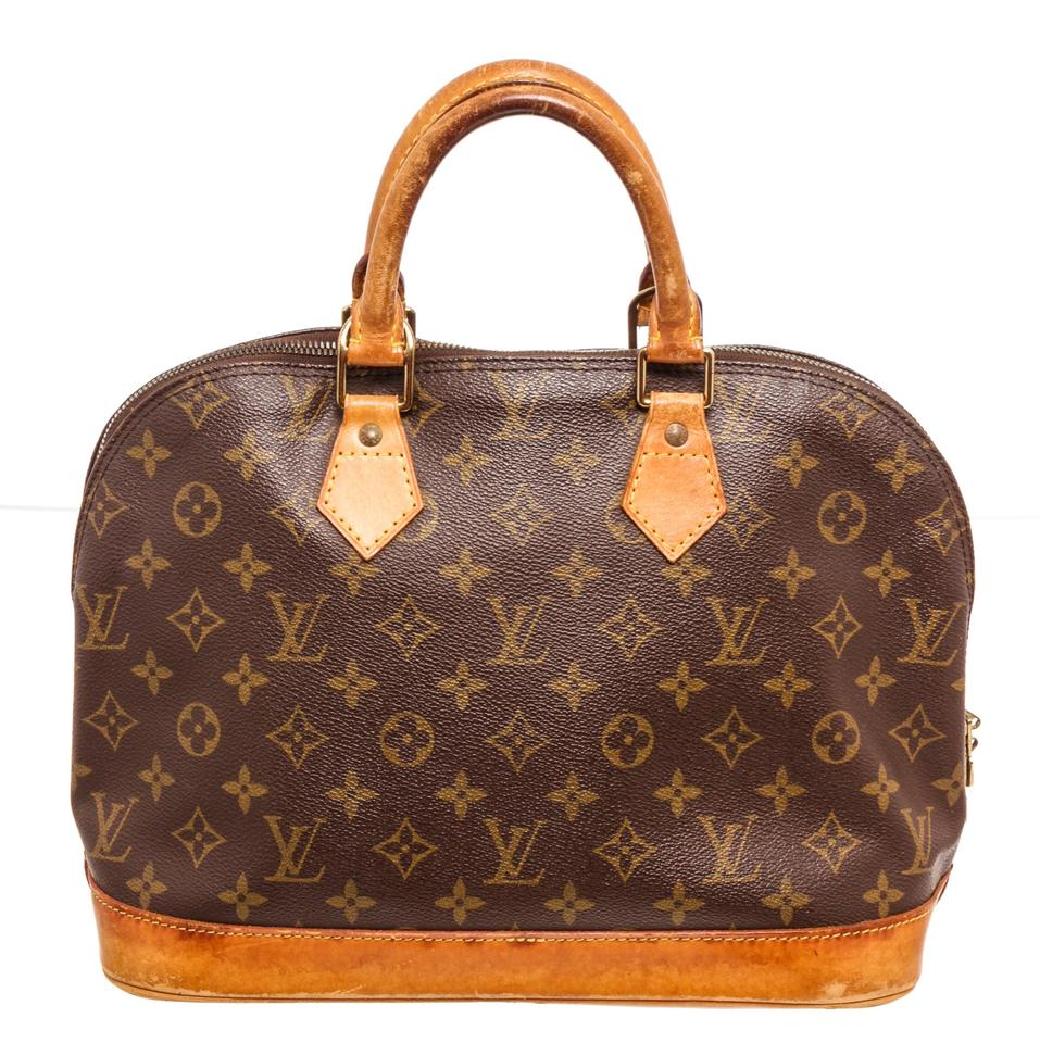 Louis Vuitton Monogram Alma MM Marque Luxury.jpg