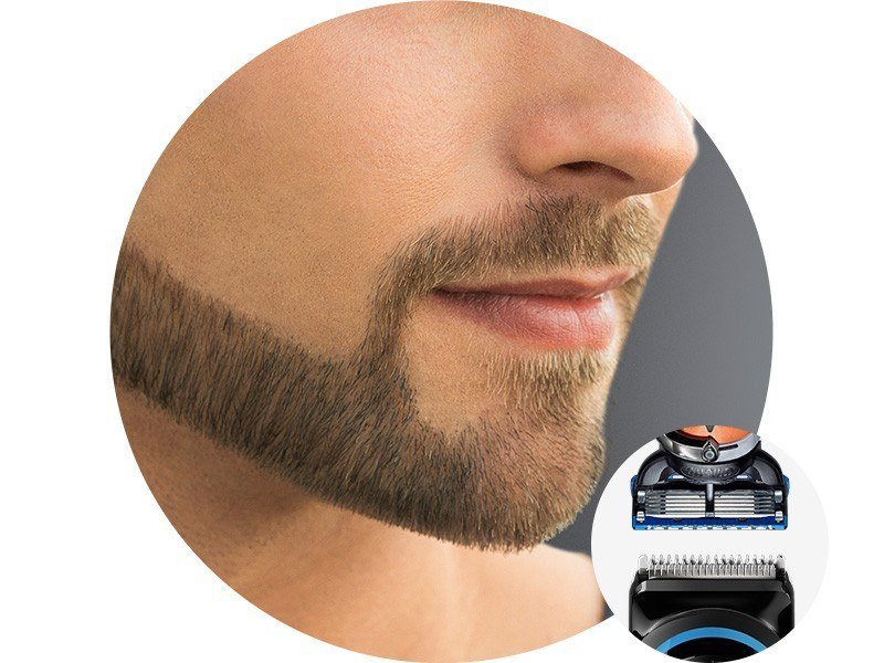 Braun Beard trimmers - Whatever your look, style it to perfection with the Braun beard trimmers.