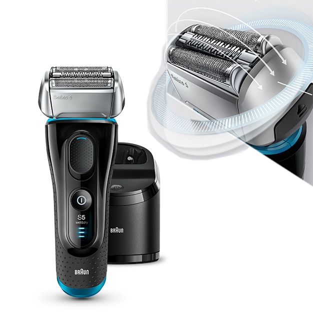 Braun Series 5 shavers