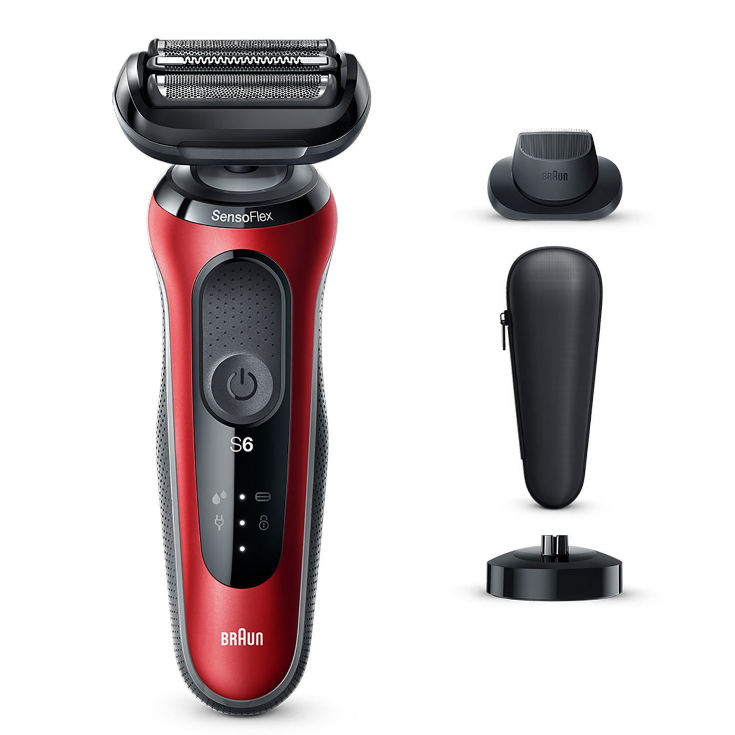 Braun Series 6 60-R4200cs Electric Shaver