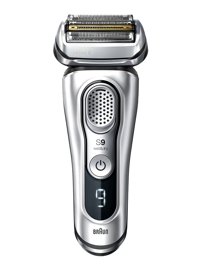 Series 9 shaver silver