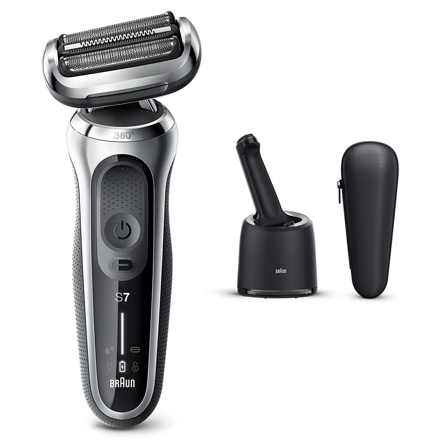 Braun Series 7 70-S7001cc Electric Shaver