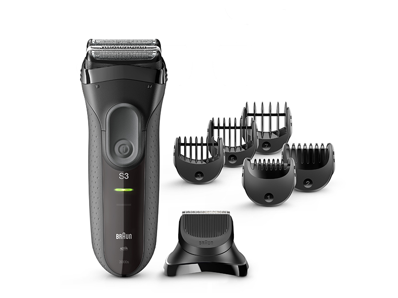 Series 3 Shave&Style 3000BT shaver