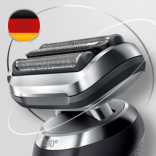 Braun Series 7 70-noir engineered in germany