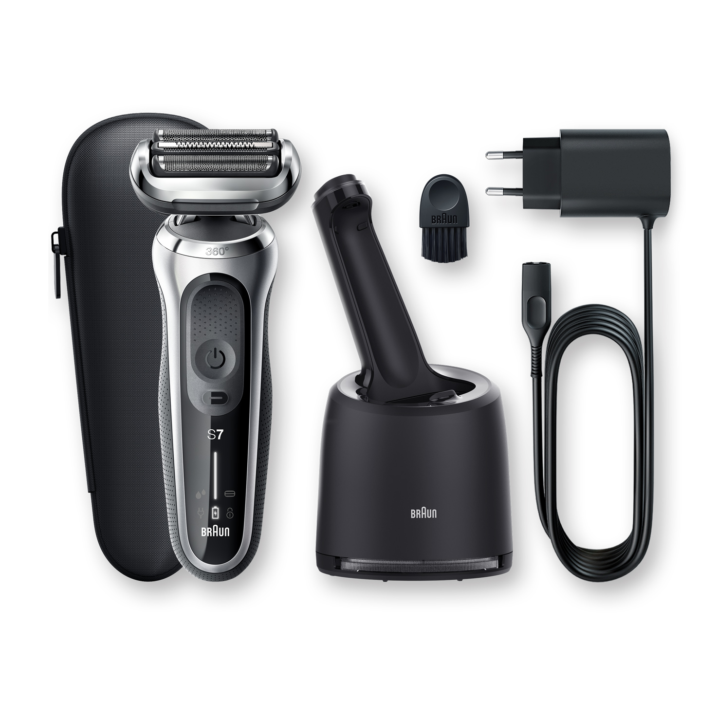 Braun Series 7 70-S7001cc Electric Shaver witb