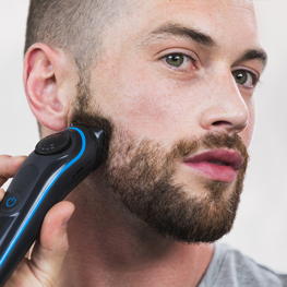 Trim your beard to 10 mm