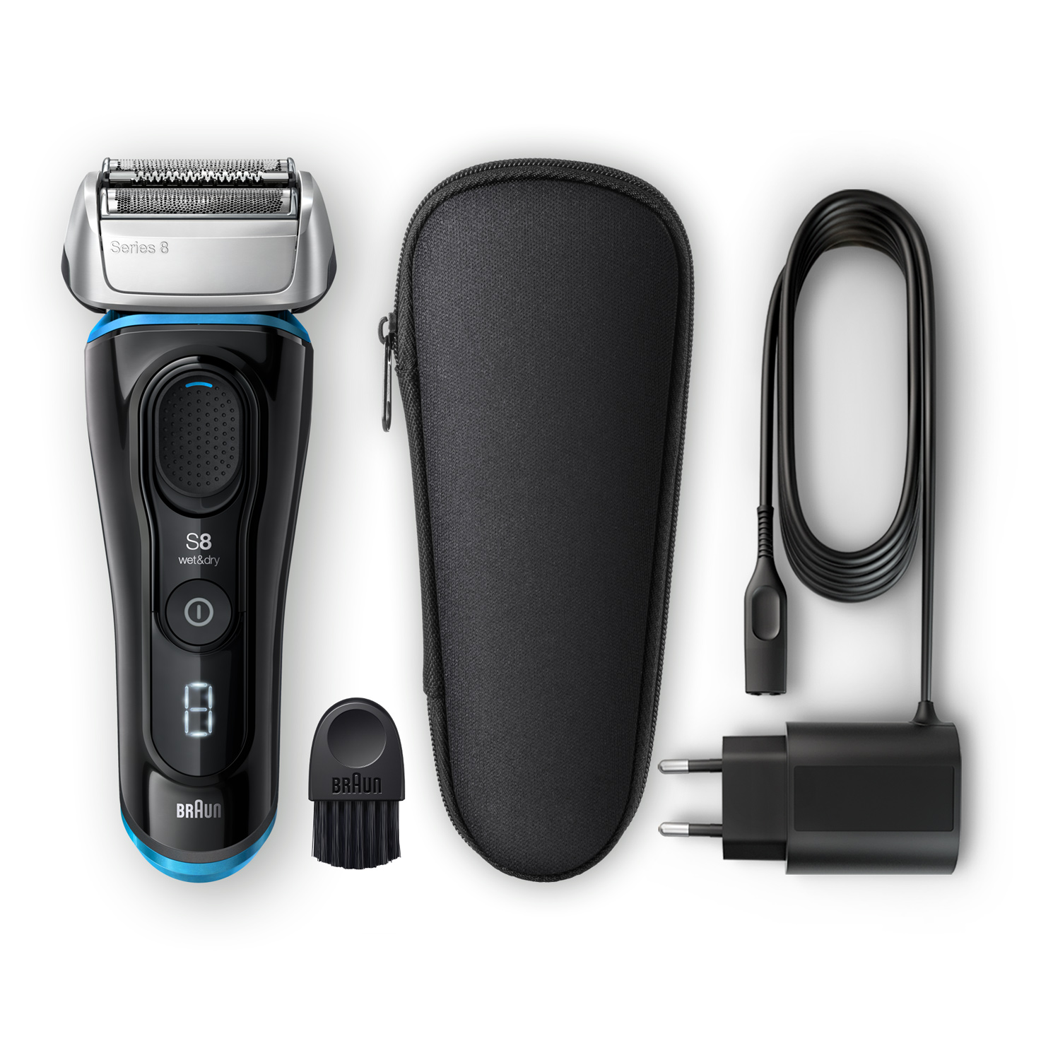 Series 8 8325s shaver - What´s in the box