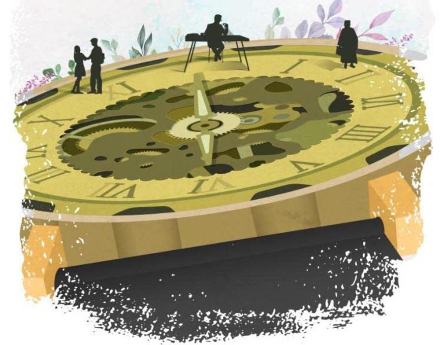 Time Time Ki Baat (A Matter Of Time)