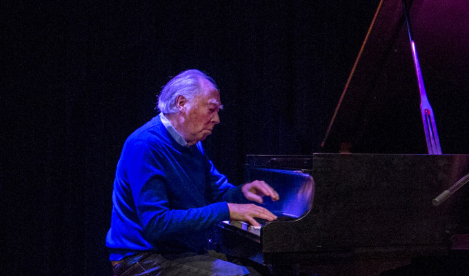 BIFF Offscreen: Michael Snow Plays Piano in Buffalo