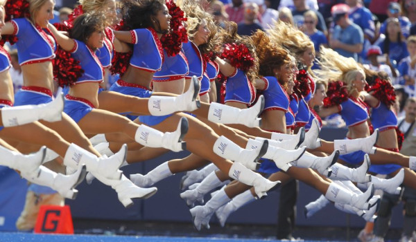 A Woman's Work: The NFL's Cheerleader Problem