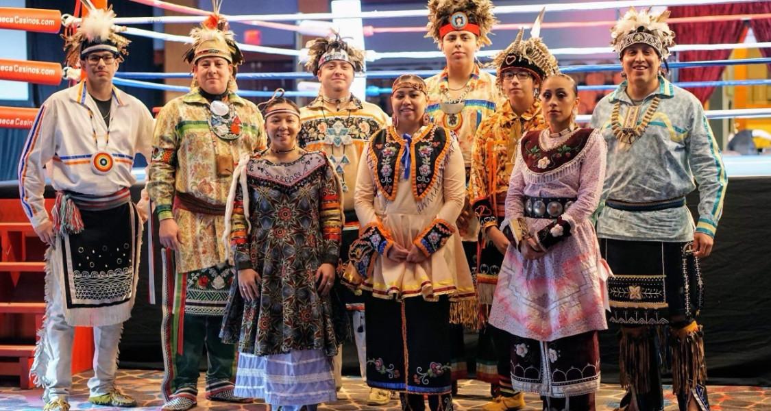 BIFF Offscreen: Jordan Smith & Dancers of the Haudenosaunee