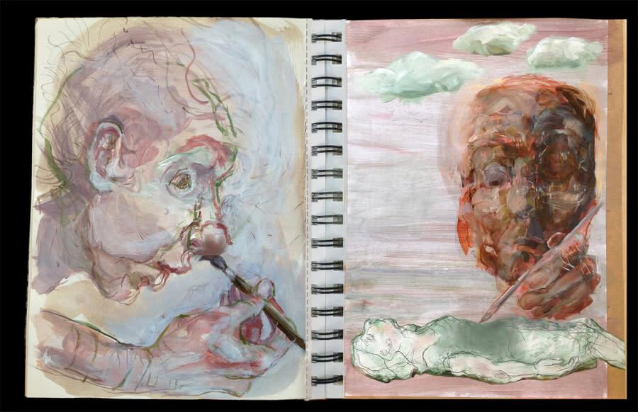 Anthropocene Sketchbook (Version 2)