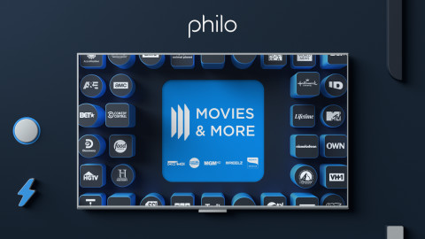 Philo Adds More Free Channels and Movie Package Add-Ons