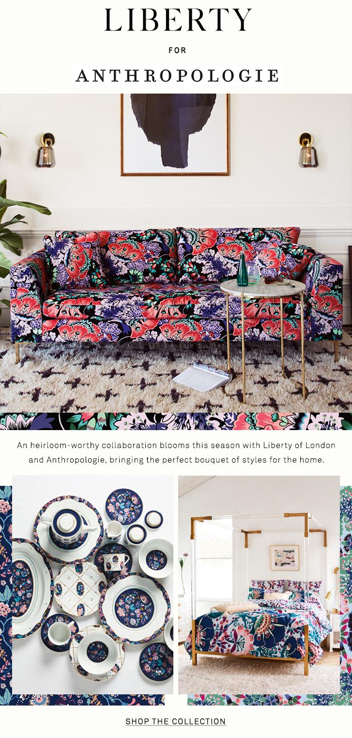 Explore our Home Catalogue Anthropologie