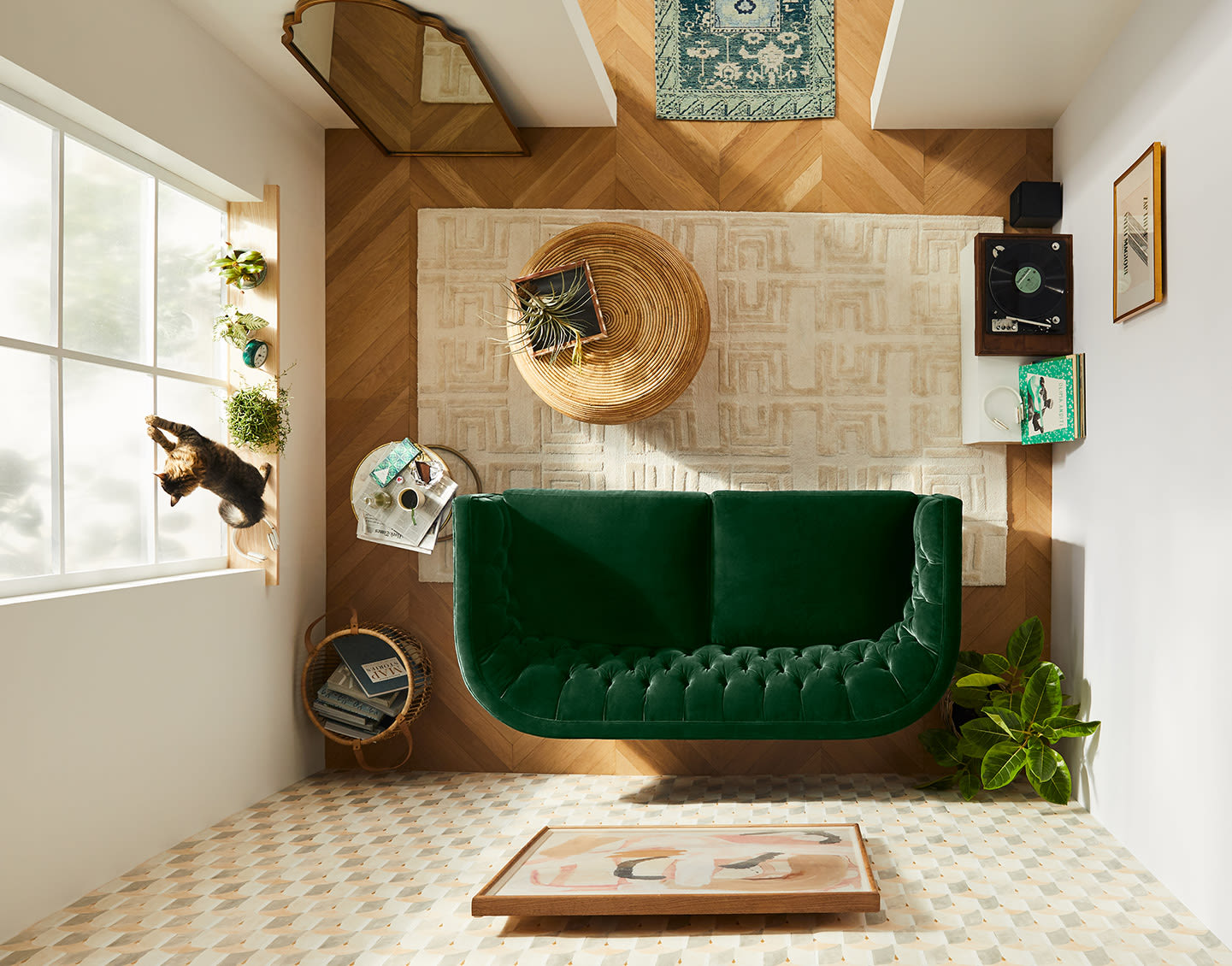 Small Living Room Ideas Decorating Anthropologie