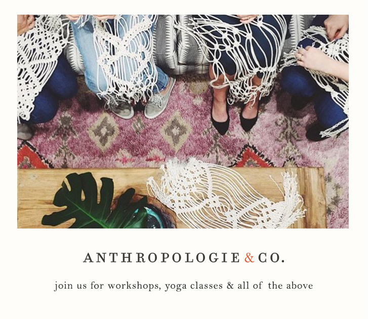 anthropologie & co.