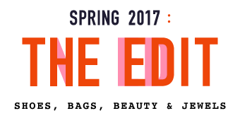 the edit: spring 2017