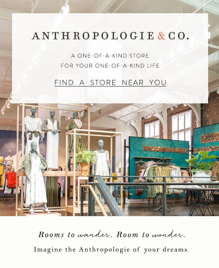 Anthropologie Co Store Anthropologie