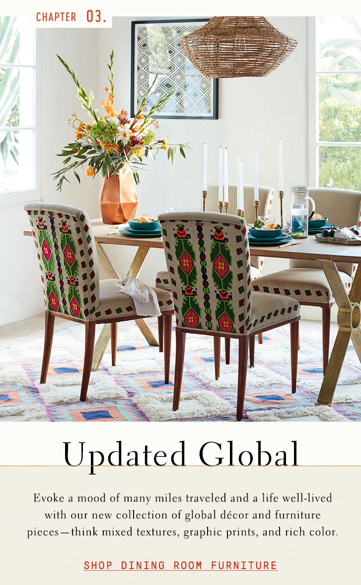 Eclectic Prints | Anthropologie