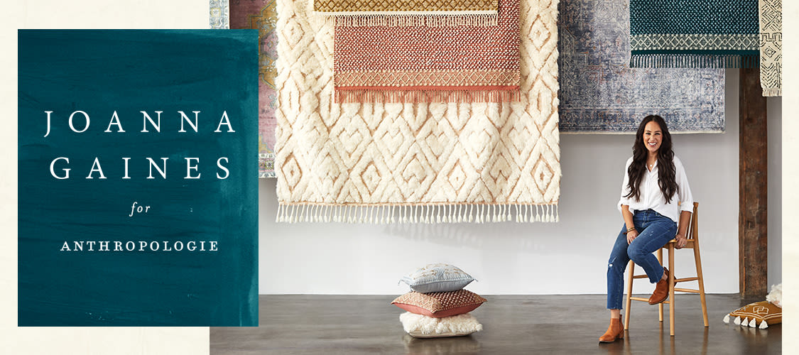 Joanna Gaines Rugs Pillows More Anthropologie