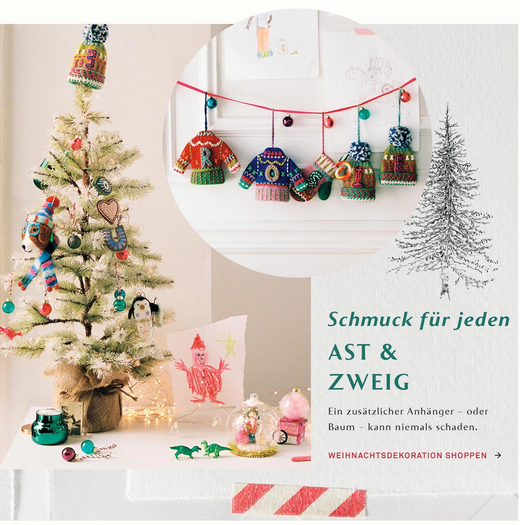 Berühmt Anthropologie Weihnachten Ideen - Weihnachtsbilder ...