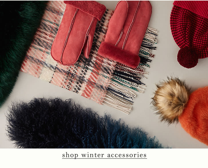 winter accessories - Christmas Tree Shops Near Me