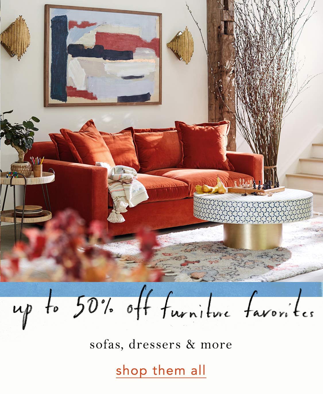 Up To 50 Off Furniture