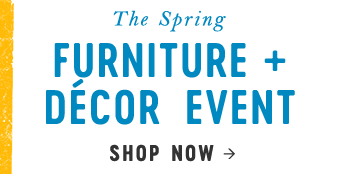 20% off select decor