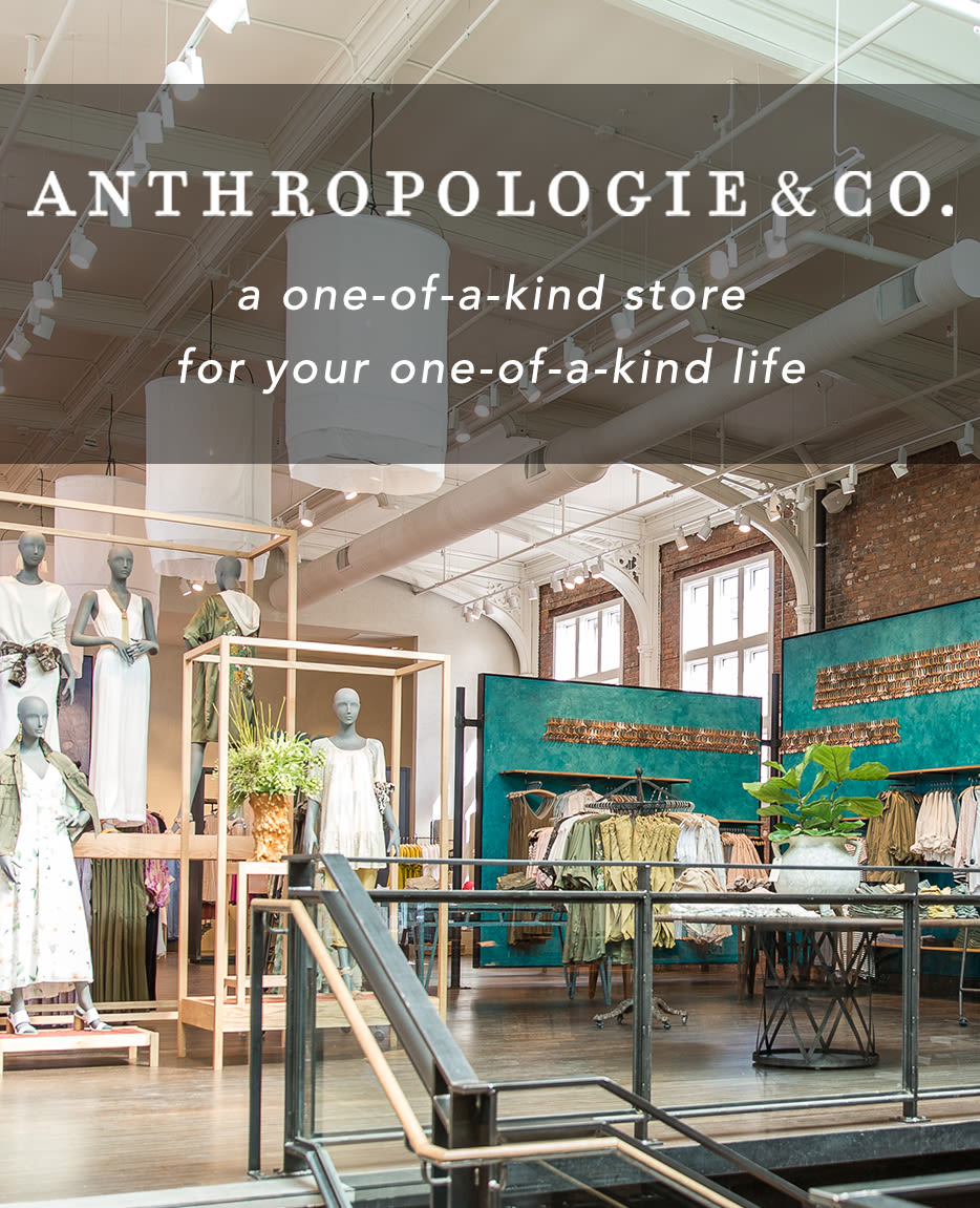 Anthropologie & Co