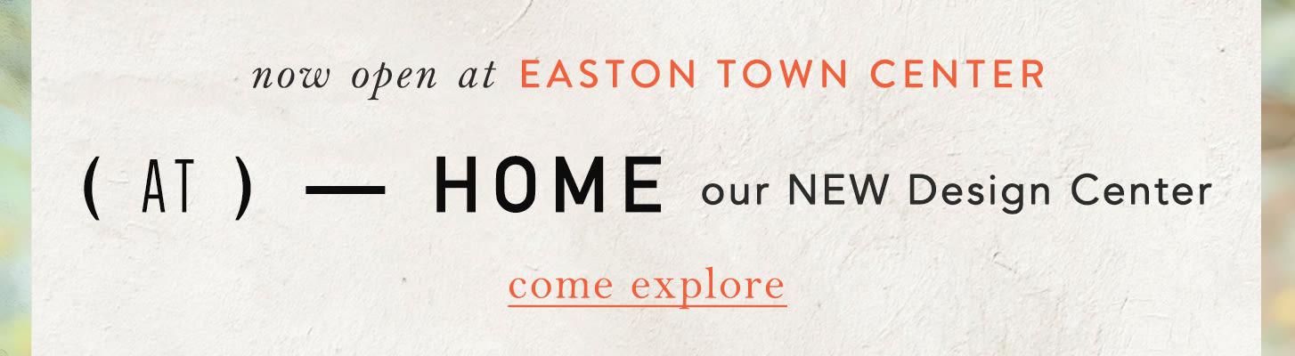 Anthropologie Easton Town Center Design Center Now Open Columbus