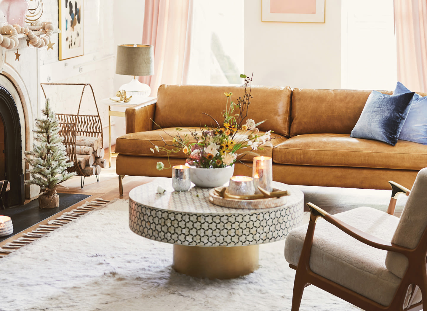 Small Living Room Ideas & Decorating | Anthropologie