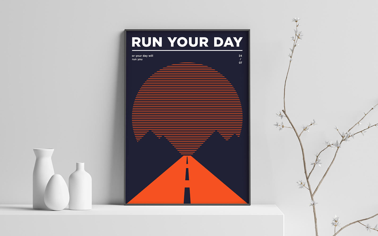 Run your day — or your day will run you