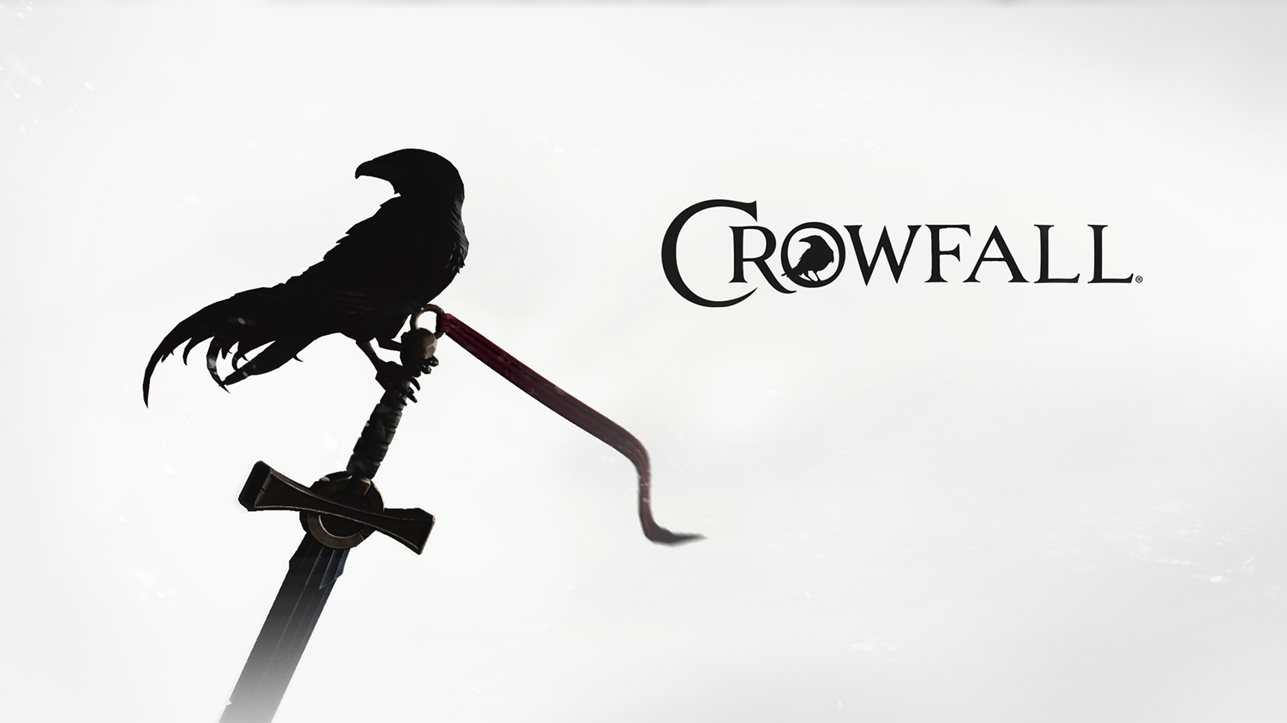 CrowLogin Wallpaper 2560x1440