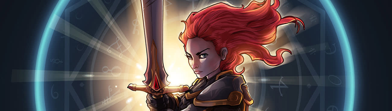 CROWFALL LIVE! am Donnerstag, den 18. Mai ART SHOW: THURS, JUNE 8