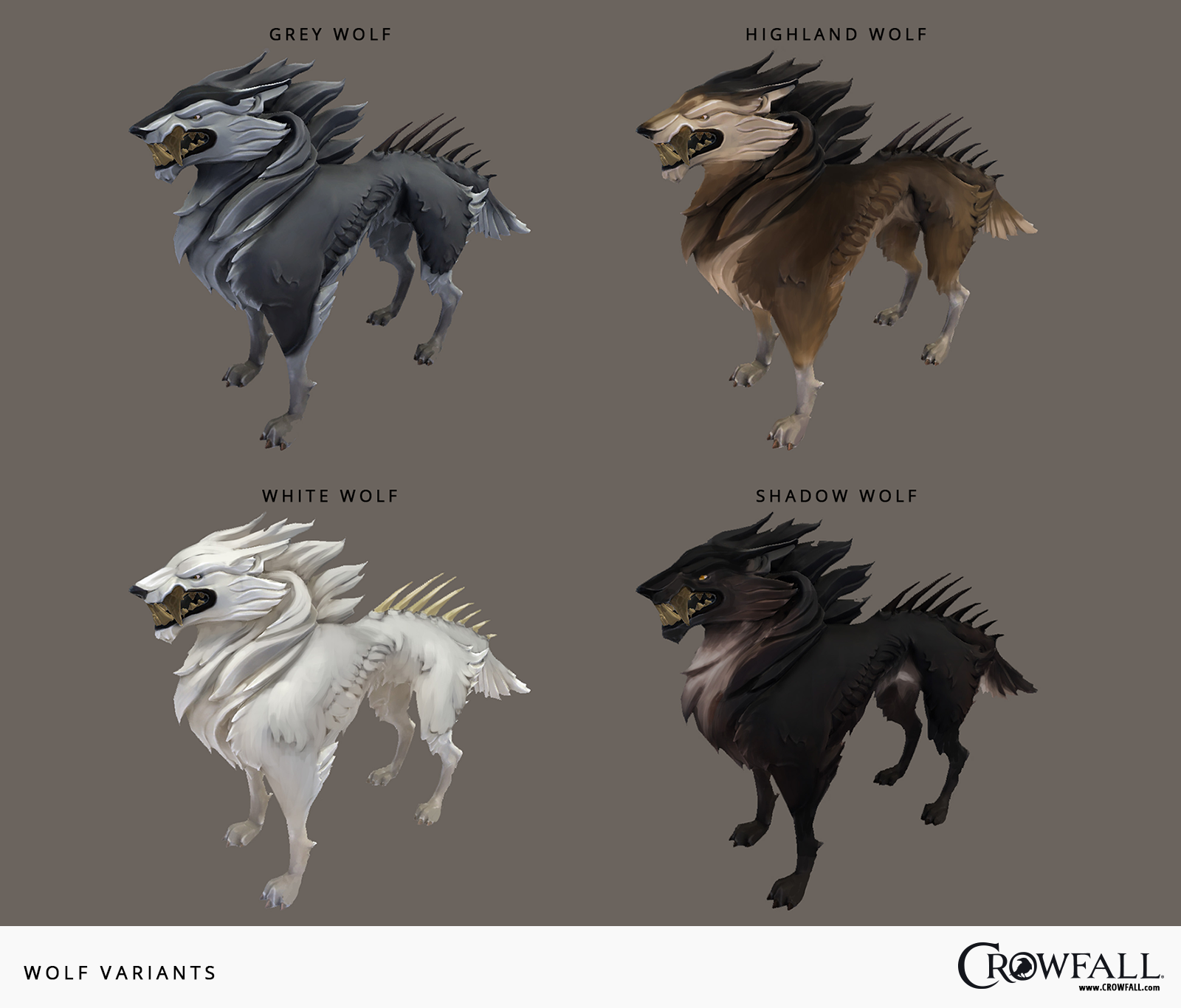 variations wolf