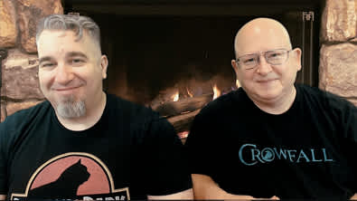 CROWFALL Q&A LIVE FOR NOVEMBER: FIRESIDE WITH BLIXTEV
