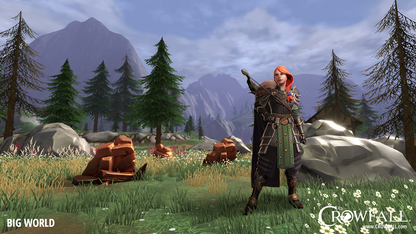 Ranger de Crowfall - Big World
